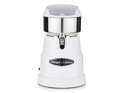 Omega Citrus Juicer white C-12W