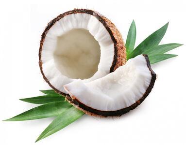 odšťavňování kokosu