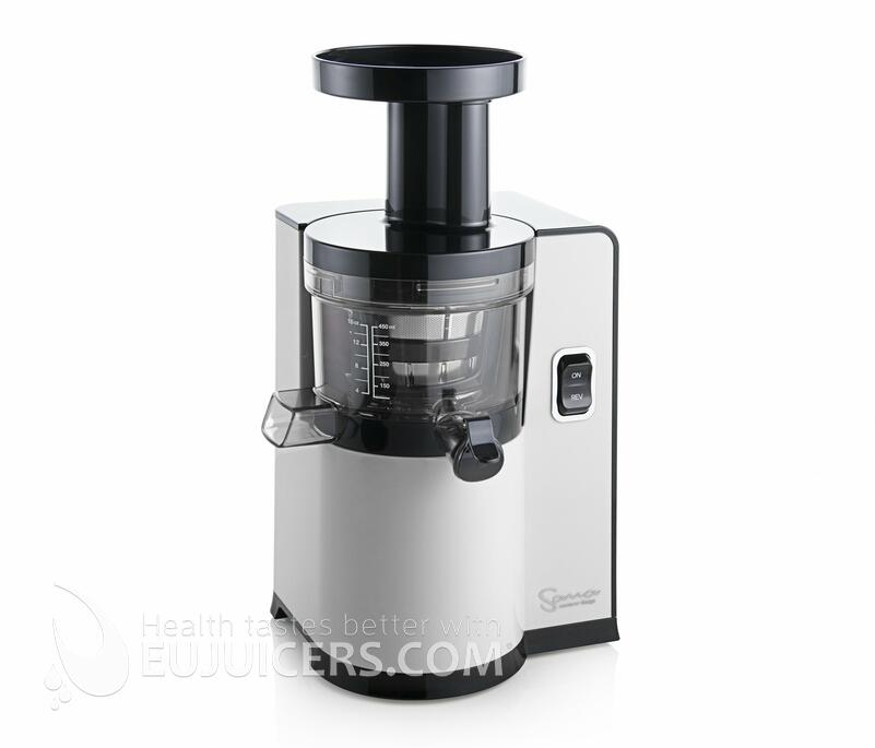 Sana Juicer by Omega EUJ-808 white