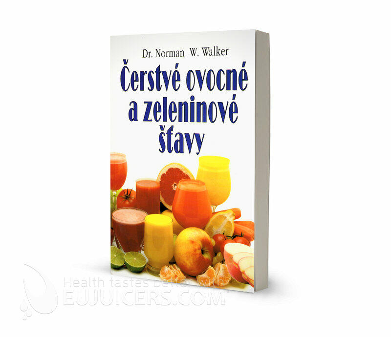 Čerstvé ovocné a zeleninové šťavy